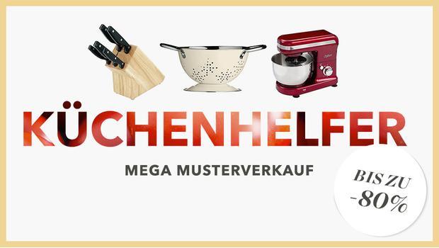 Küchenhelfer-Auswahl