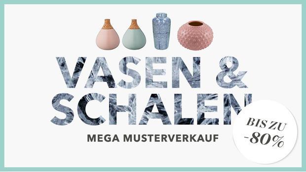 Vasen, Schalen & Co.