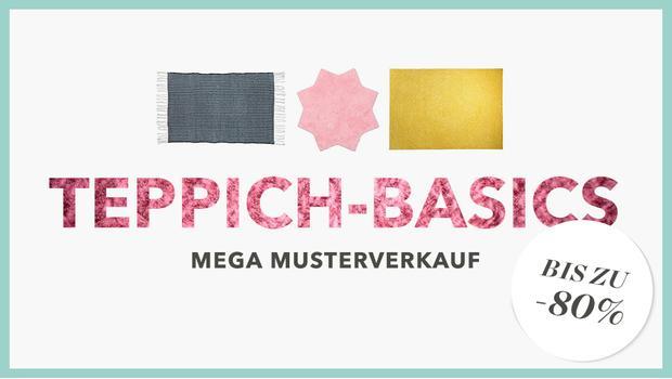 Teppich-Basics