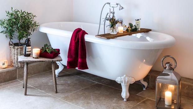 Alles für die Badewannen-Zeit
