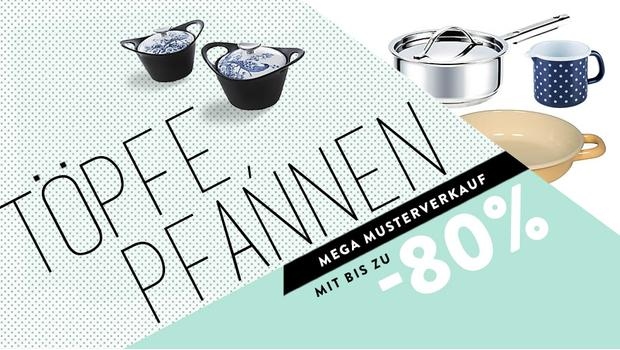 Töpfe & Pfannen