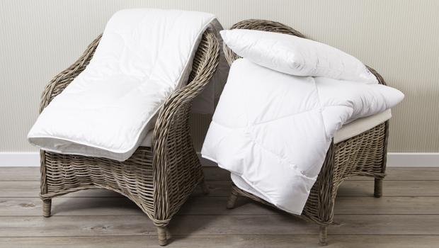 Die grosse Bettwarenvielfalt