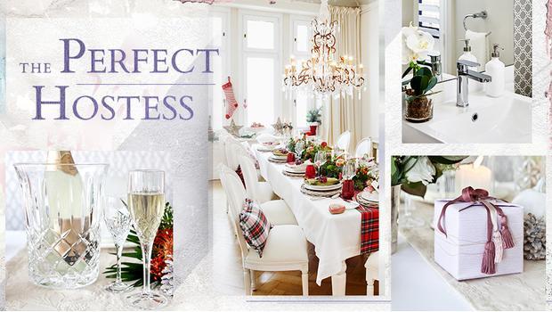 Die perfekte Gastgeberin