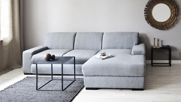 Die perfekte Couch