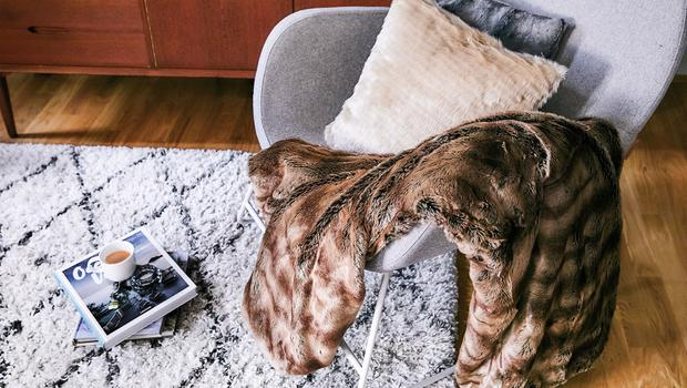 Herbst-Trend: Faux Fur