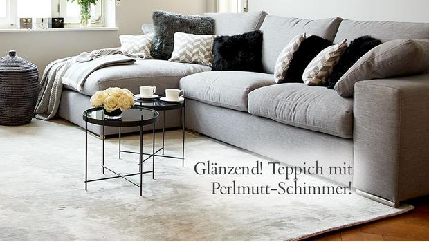 Glamour-Teppiche