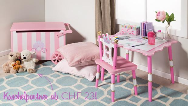 Kunterbuntes Kinderzimmer