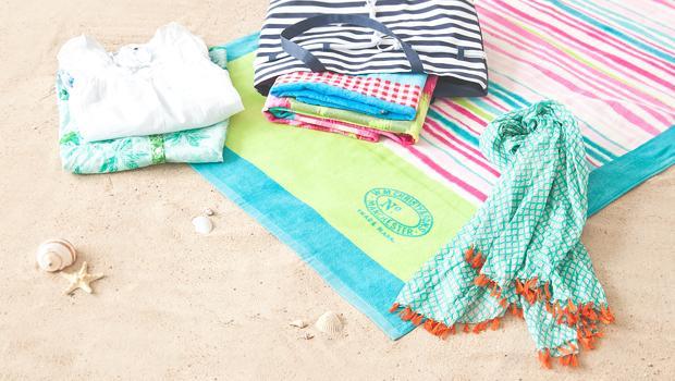 Hübsche Beach-Begleiter