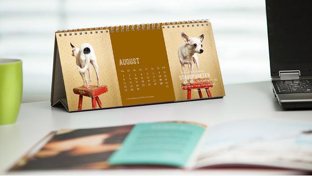 Kalender Kampagne