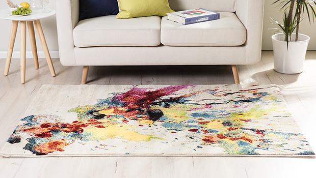 Teppiche, auf die wir stehen
