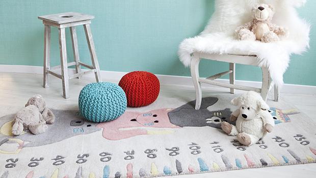 Teppiche fürs Kinderzimmer