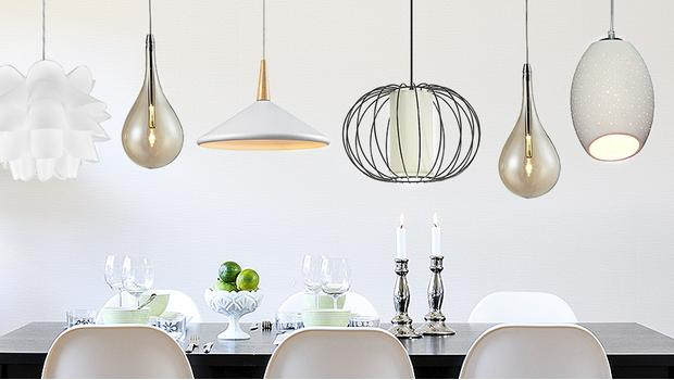 Moderne Lichtobjekte