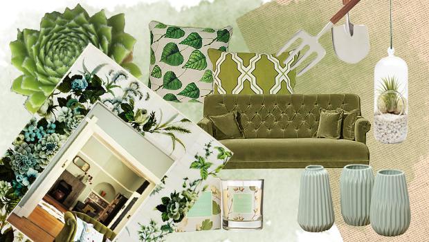 Interior-Trend: Botanik
