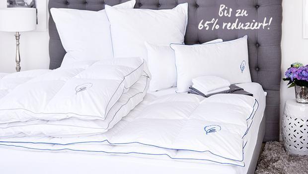 Gemütliche OBB Bettwaren