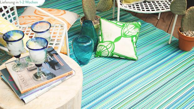 Sommer-Trend: Outdoor-Teppich