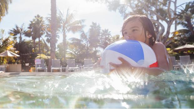 Sommer, Sonne, Outdoorspiele