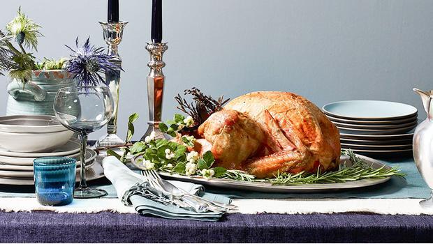 Bereit für Thanksgiving!