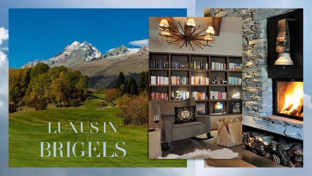 Alpiner Luxus in Surselva