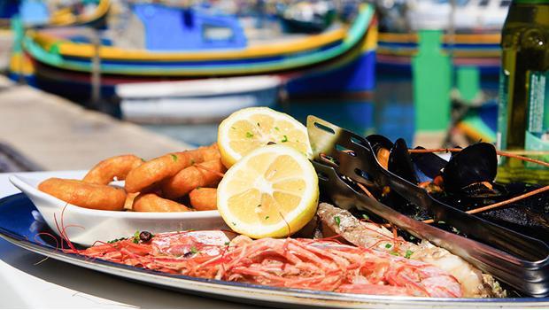 Sommerliche Seafood-Küche