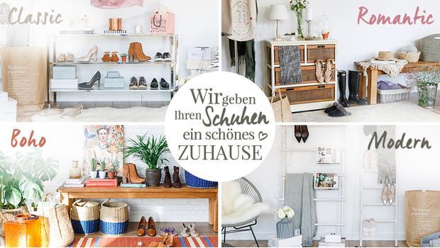 Ein Zuhause für Ihre Schuhe