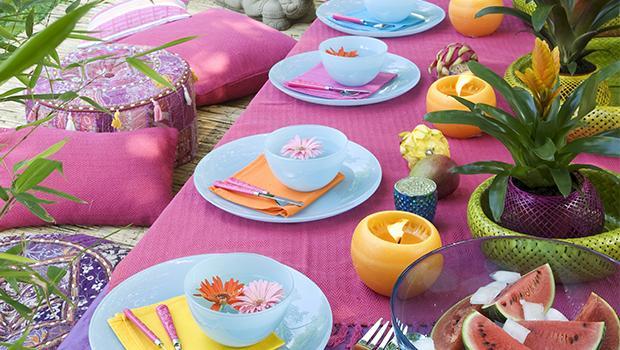Sommerfest der Farben