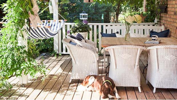 Ein Sommer im Schwedenhaus