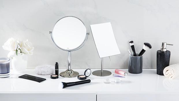 Kosmetikspiegel-Boutique
