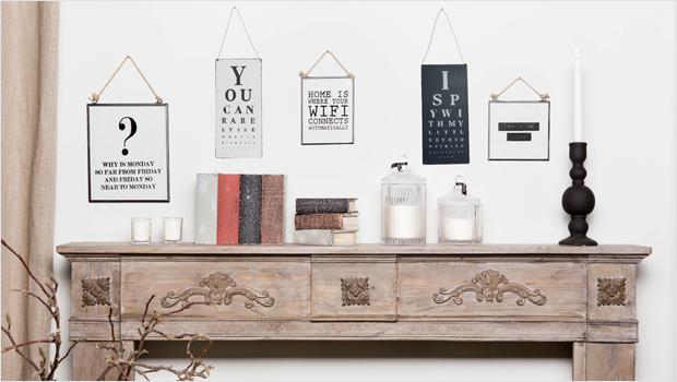 Spruchreife Schilder Wand-Deko Für Jedes Interieur | Westwing Home