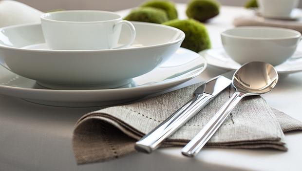 Stoff fürs Tischgespräch