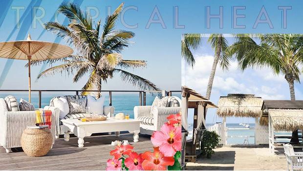 Aloha Tiki-Style