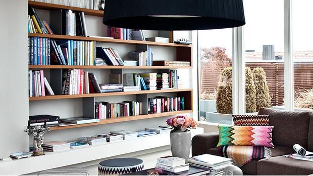 Jeder braucht ein Bücherregal