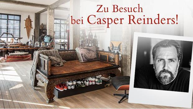 Zu Gast bei Casper Reinders