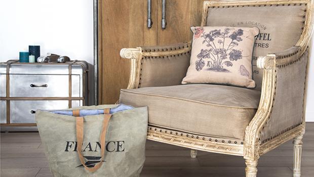 indus canapé fauteuil chaise console décoration meuble table