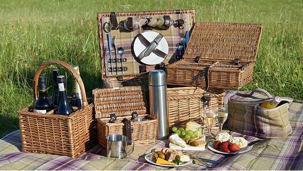 Wir lieben Picknick!