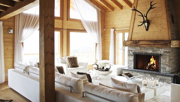 glam chalet by eric kuster einrichten wie der interior profi westwing. Black Bedroom Furniture Sets. Home Design Ideas