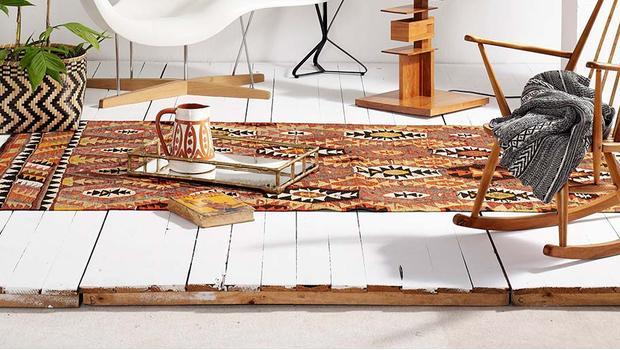 Sommer-Teppiche
