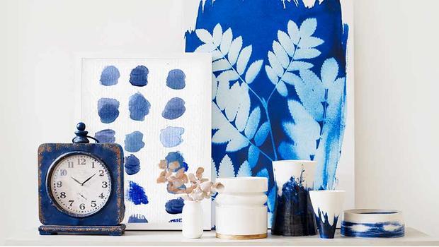 Všechny odstíny modré