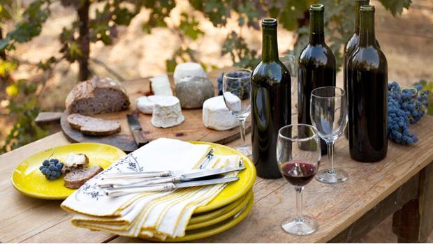 Vinárna v Kalifornii