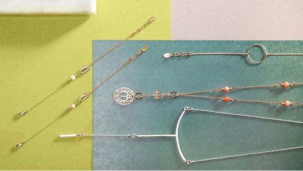 Modern jewellery by Chaingang