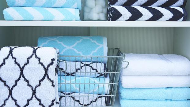 Hebké ručníky a předložky
