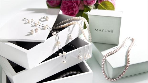 MAYUMI - perly Itálie