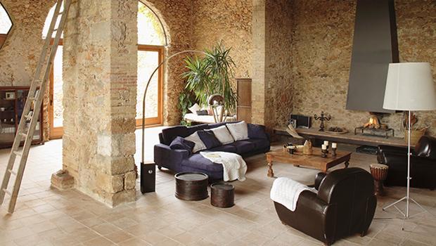 Nadčasový a luxusní interiér