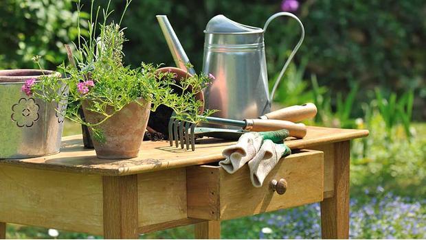 Zahradnické nezbytnosti