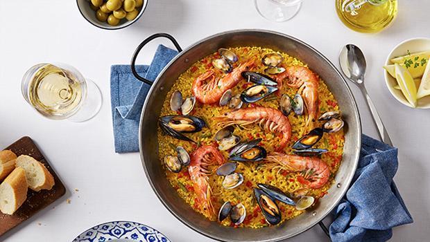 Kuchyně po španělsku