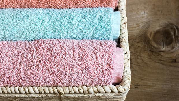 Měkoučké ručníky