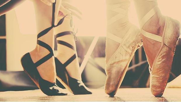V pokoji baletky