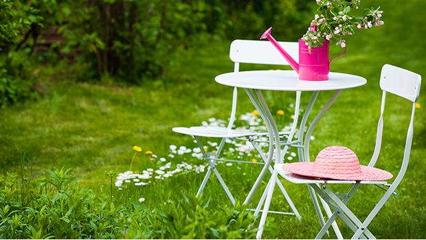 Relax v zahradě
