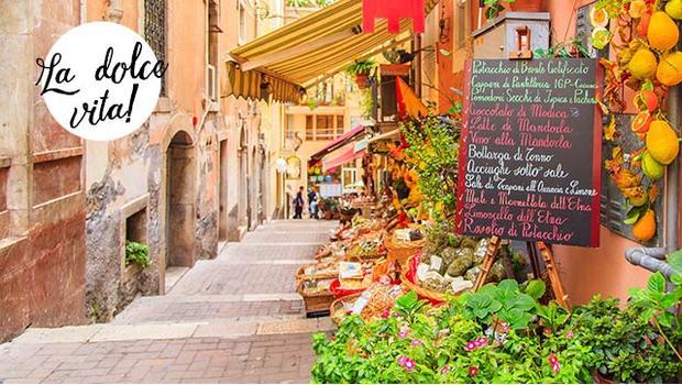 Chuť Itálie