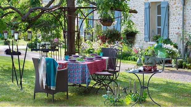 Provensálská zahrada