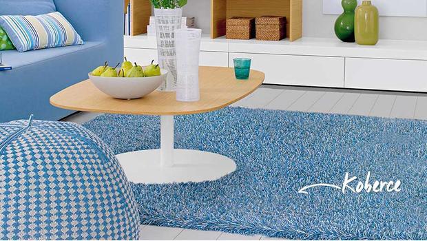 Ideální koberec